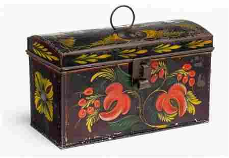 AMERICAN TOLE DOCUMENT BOX.