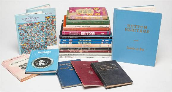 REFERENCE BOOKS ON BUTTONS AND THIMBLES.