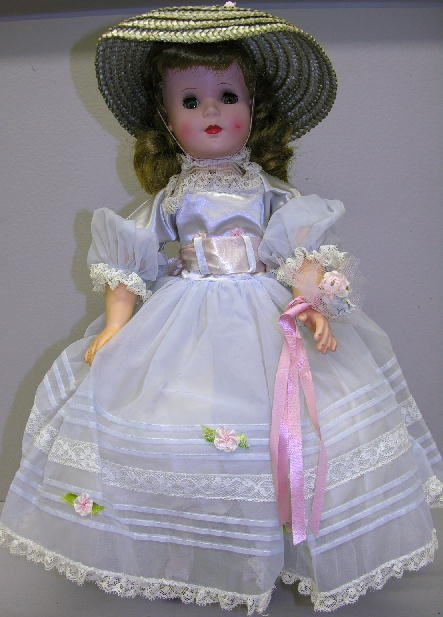 """24: AMERICAN CHARACTER SWEET SUE, 17 1/2"""". Marked on ba"""