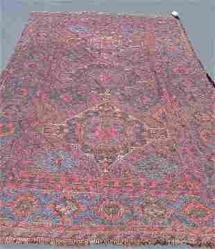 405: ORIENTAL RUG. Room size Azerbaijani Suma