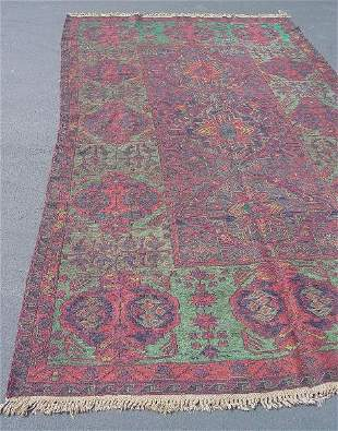 409: ORIENTAL RUG. Room size Azerbaijani Suma