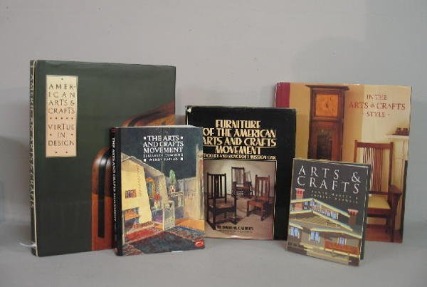 1010: FIFTEEN REFERENCE BOOKS. Arts & Crafts by Massey;