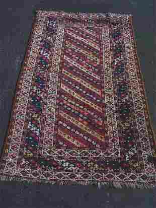 ORIENTAL RUG. Shiraz, Caucasian type des