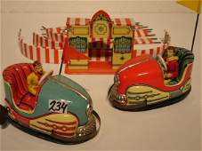 234: HOCH & BECKMANN AUTO-SCOOTER