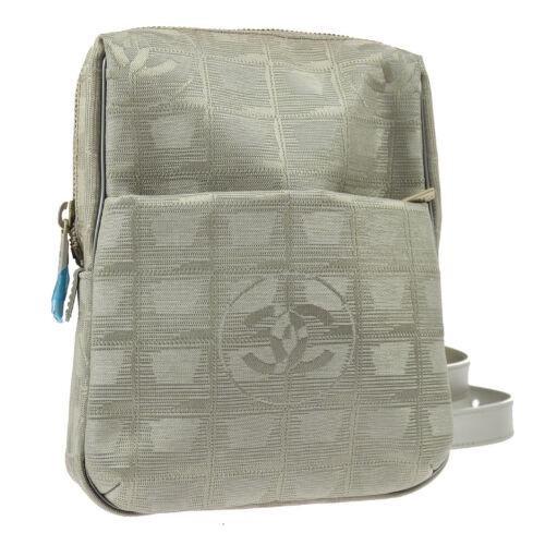 CHANEL Travel Line Shoulder Bag