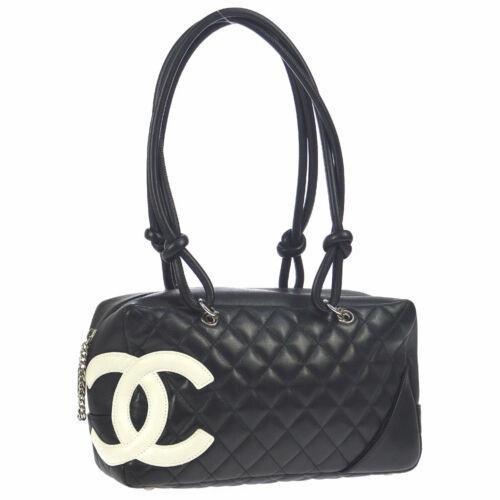 CHANEL Cambon Line Shoulder Bag