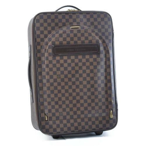 LOUIS VUITTON Pegas 55 Carry Bag