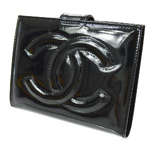 Authentic CHANEL Patent Leather