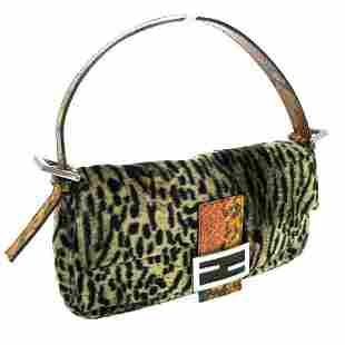 FENDI Mamma Baguette Hand Bag