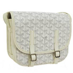 GOYARD Belvedere PM Cross Body Shoulder Bag