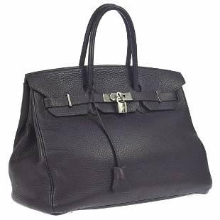 HERMES BIRKIN 35 Hand Bag