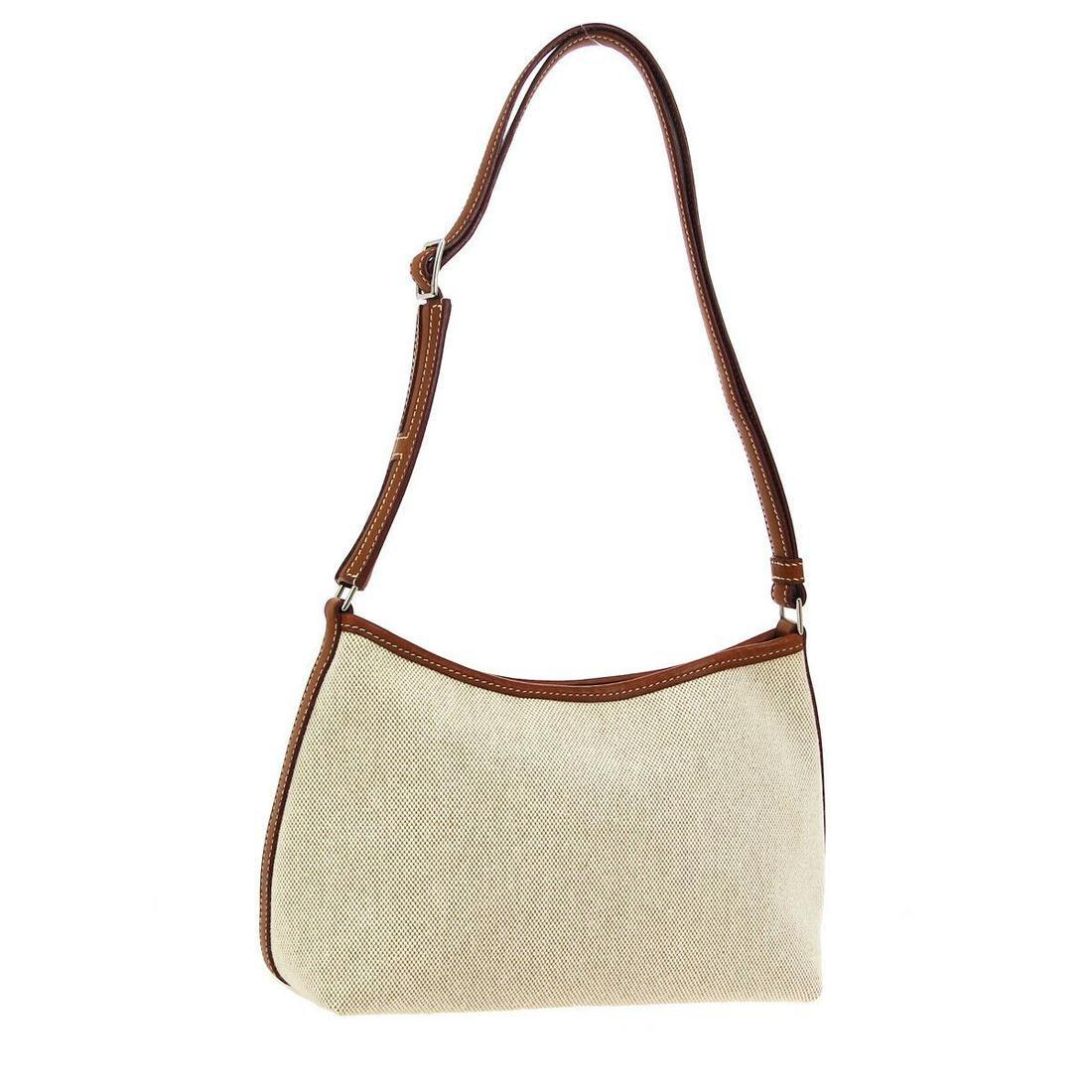 Authentic HERMES BERLINGO PM Cross Body Shoulder Bag