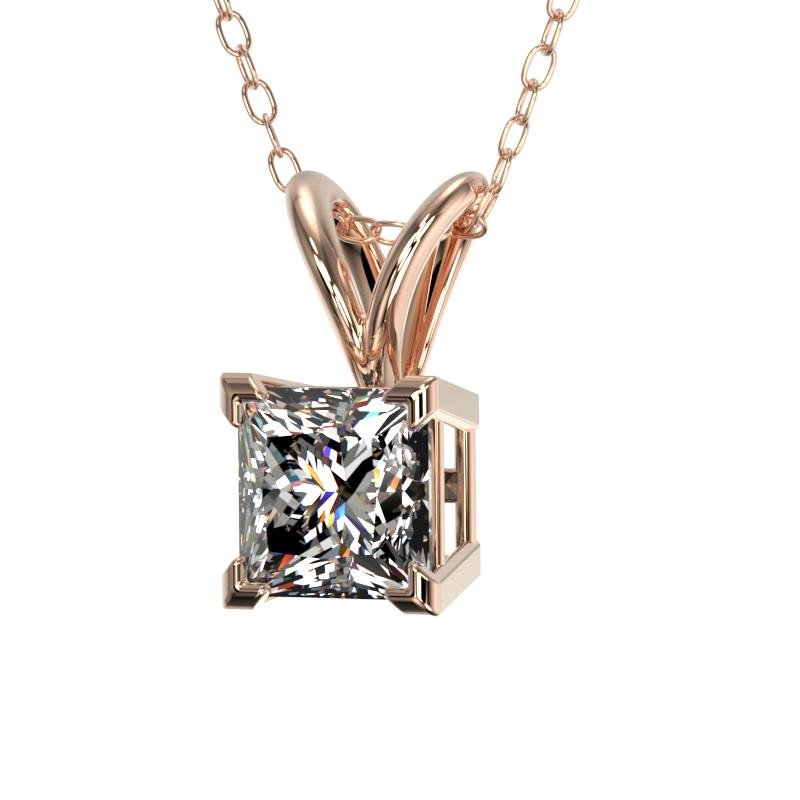 .50 ctw Certified VS/SI Quality Princess Diamond