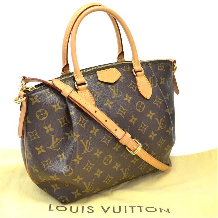 Authentic LOUIS VUITTON Canvas Hand Bag