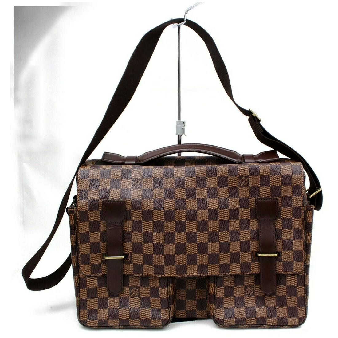 Authentic LOUIS VUITTON Damier Hand Bag