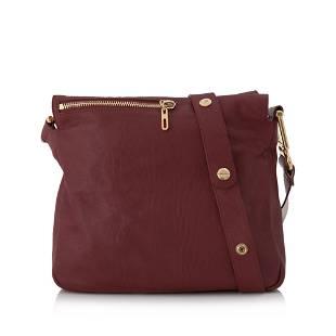 Authentic Chloe Vanessa Leather Shoulder Bag