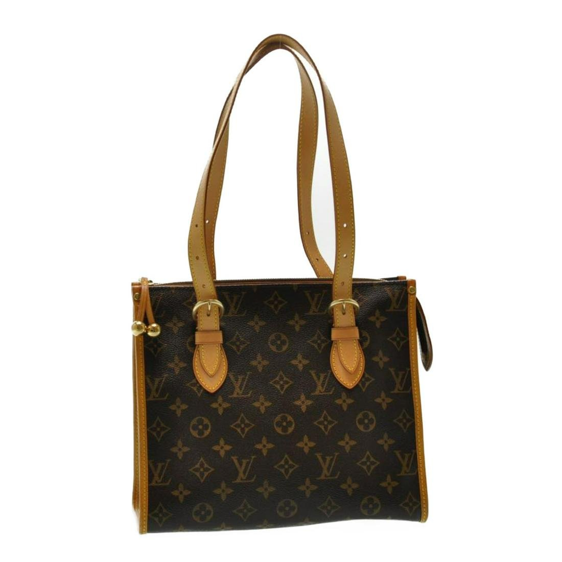 Authentic LOUIS VUITTON TOTE Monogram Canvas Tote Bag