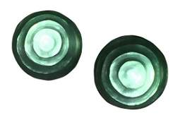 Authentic ALEXIS BITTAR Bright Spring Green Lucite