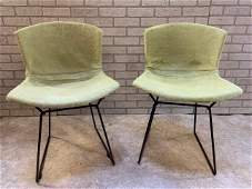 Mid Century Modern Harry Bertoia for Knoll Shell Chairs