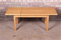 Authentic Hans J. Wegner for Getama Danish Modern Oak