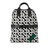 Authentic DolceGabbana DG Logo Mania Nylon Backpack