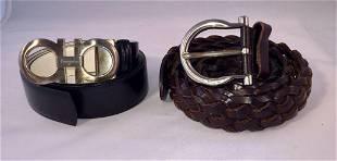 Authentic Amazing NYC Stylist Designer Belt Collection