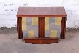 Authentic Paul Evans Cityscape Style MidCentury Modern