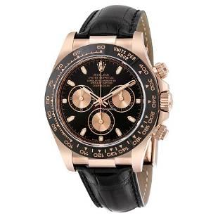 Authentic Rolex 116515LN bkp Daytona Everose Gold