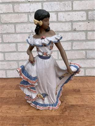 Vintage LLADRO Dance of Joy Spanish Figurine