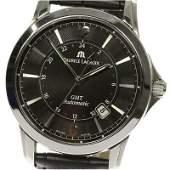 Authentic MAURICE LACROIX Pontos GMT PT6068 Automatic