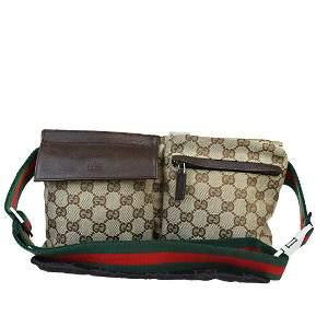 Authentic GUCCI  Bum Bag