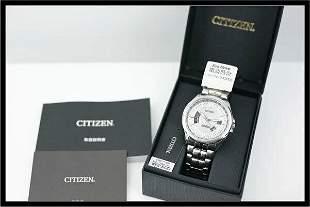 Authentic Citizen Citizen Collection Eco Drive Radio