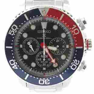 Authentic Seiko Prospec PADI limited Divers V175-0EM0