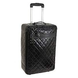 Authentic CHANEL  Travel Carry Bag
