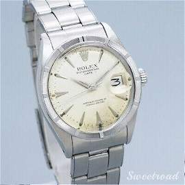 Authentic ROLEX Oyster Perpetual Date Ref.1501 Cal.1560