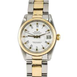Authentic ROLEX DATEJUST  31mm  Two-Tone Oyster
