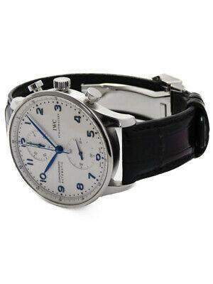 Authentic IWC Portugieser Chronograph IW371446