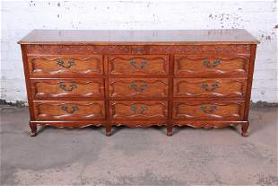 Baker Furniture Milling Road French Provincial Louis XV