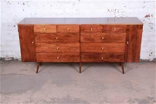 Paul McCobb Planner Group 20-Drawer Dresser or Credenza