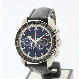 Authentic OMEGA Speedmaster Olympic Collection