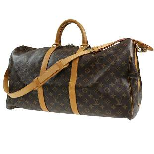 Authentic LOUIS VUITTON  Boston Hand Bag