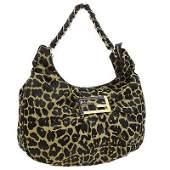 Authentic FENDI  Shoulder Bag