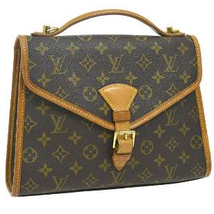 Authentic LOUIS VUITTON  2Way Hand Bag