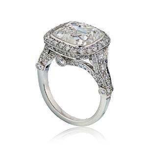 Authentic Tiffany & Co. Tiffany & Co. Legacy 5 carat