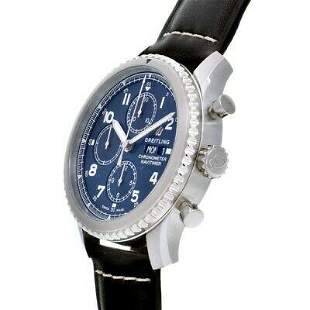 Authentic BREITLING Navitimer 8 Chronograph