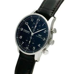 Authentic IWC Portugieser Chronograph IW371447