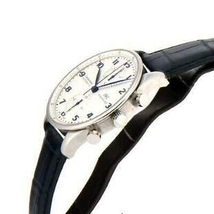 Authentic IWC Portugieser Chronograph IW371417