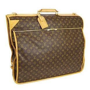 Authentic LOUIS VUITTON  Garment Hand Bag