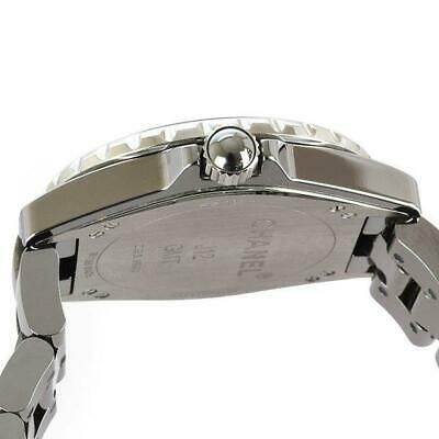 Authentic Chanel J12 H3099 Chromatic GMT Automatic Mens