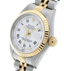 Authentic Rolex Datejust 79173G K number Automatic